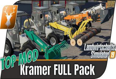 KRAMER Pack v1.1.1.0
