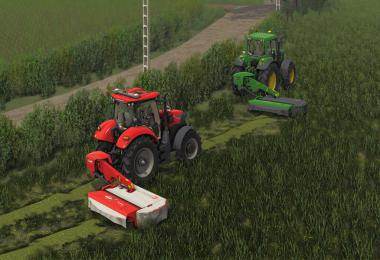 Kuhn FC 314 FF And John Deere 331 v1.0.0.0