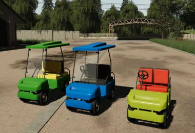 Lizard Golf Cart v1.0.0.0