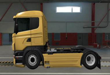 Lower Low Deck 4xx chassis for RJL Scania 1.38