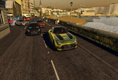 Mercedes AMG GT Black Series 2021 v1.0.0.0