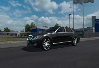 Mercedes-Benz S350 V3 1.38