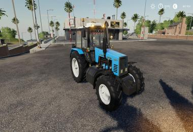 MTZ 1221- Alteration v0.1