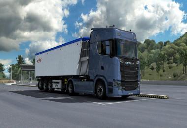 New Scania R & S series V8 stock sound 1.38