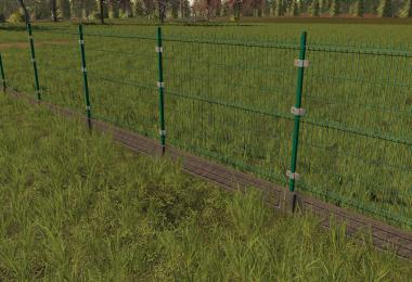 Panel Fence And Gate v1.0.0.0