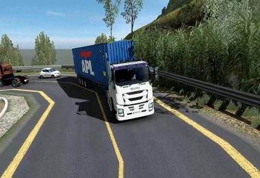 PATAS Map Mod  ETS2 1.30 to 1.38 v1.0