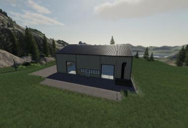 Pellet Storage House v1.0.0.1