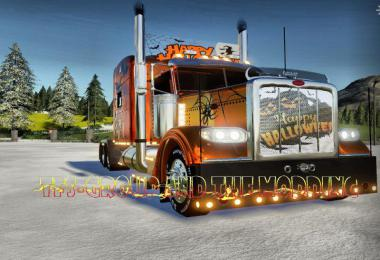 PETERBILT HAPPY HALLOWEEN v2.0.0.0