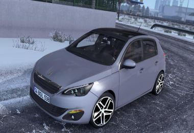 Peugeot 308 V1R40 1.38