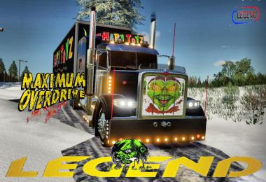 PETERBILT MAXIMUM OVERDRIVE v2.0.0.0
