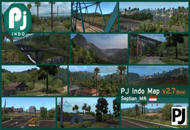 PJ Indo Map v2.7 Beta