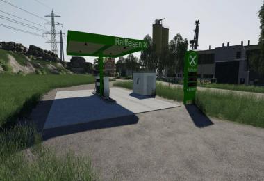 Platzierbare Raiffeisen Tankstelle v1.0