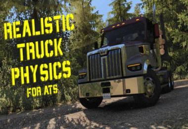 Realistic Truck Physics Mod v2.0
