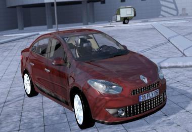 Renault Fluence V1R40 1.38