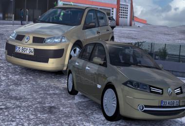 Renault Megane 2 v1.5 1.38