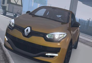 Renault Megane III RS V1R40 1.38