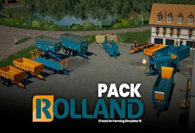 Rolland Pack v1.0.0.0