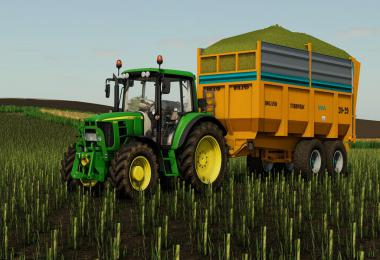 Rolland Turbovrac Trailer v1.0.0.0