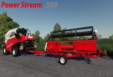 ROSTSELMASH UNI CART 3000 v1.0.0.0