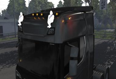 Scania Next Gen Roof Slot v1.5 1.38 - 1.39