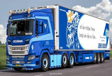 Scania Next Generation Stock V8 Sound Mod 1.38