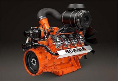 Scania V8 Crackle v12.0