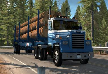 Sparta 4 Bolster Log Trailer v1.0.2 1.38