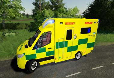UK Real Ambulance Reskin v1.0