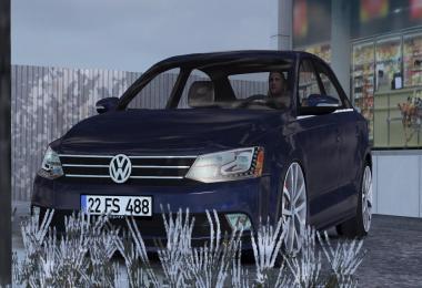 Volkswagen Jetta V1R40 1.38