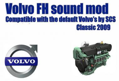 Volvo D13C Sound v1.0 1.38
