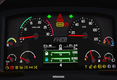 Volvo FH 2009 Onboard Computer 1.39