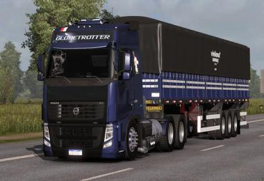 Volvo FH12 and FH16 update to ets2 1.38