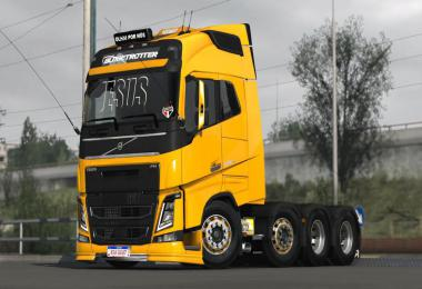 Volvo FH16 2012 update for ets2 1.38