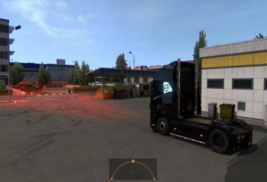 Volvo FH2012 – Red Headlights 1.38.x