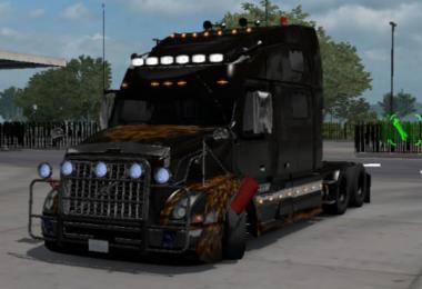 Volvo vnl custom ats 1.39