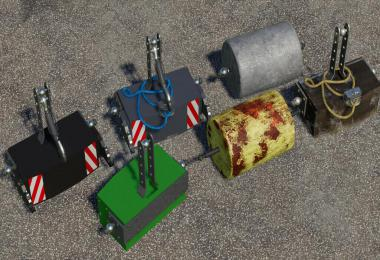 Weight Pack 500-750 Kg v1.1.0.0