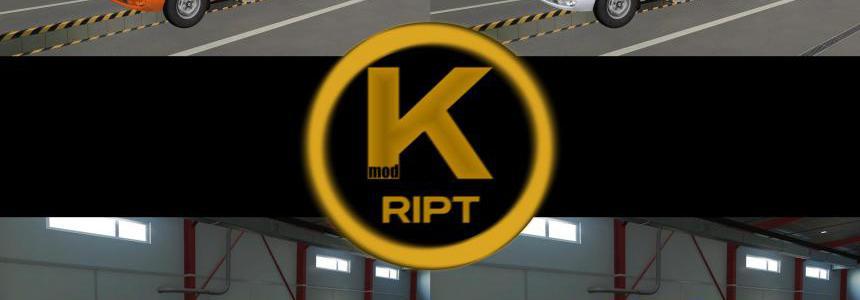 Ford Transit Skin Pack by kRipt v1.0