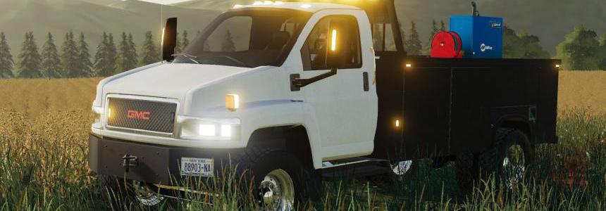 2005 GMC Topkick Service Truck v1.0.0.0