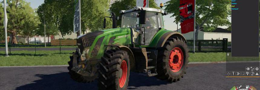 AutoDrive courses for MVP 19-Map v1.0