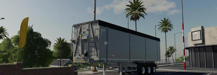 Benalu Optiliner 1 Million liter Grain trailer v1.0