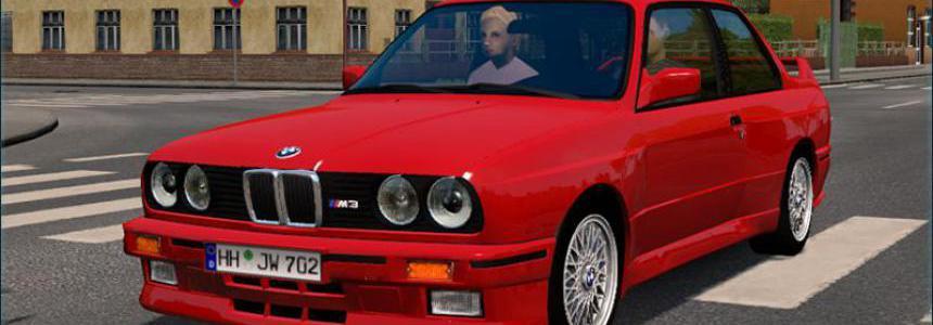 BMW TRAFFIC PACK v1.0.1