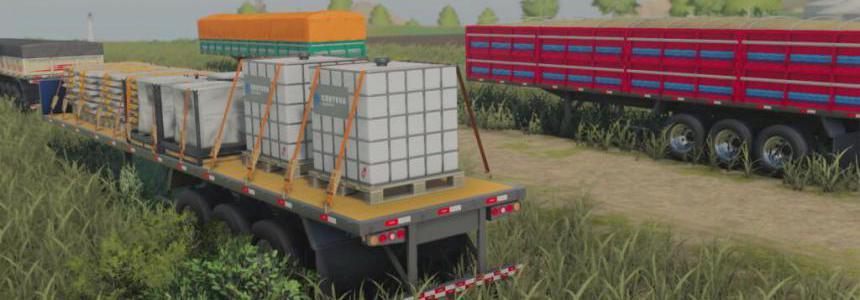 Bulk Carrier Randon 1990 Brazil v1.0.0.0