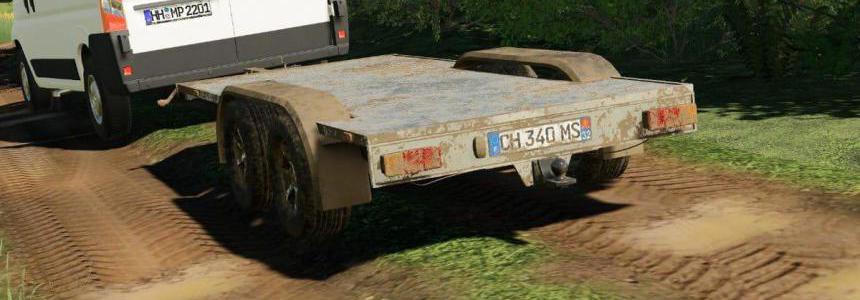 Car trailer v1.0.0.0