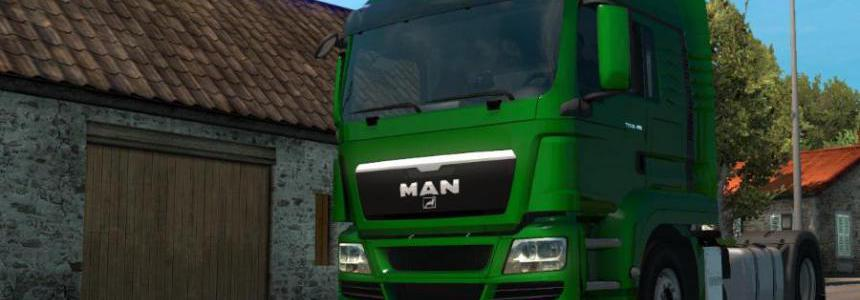 Fix for MAN TGS v1.3 1.39