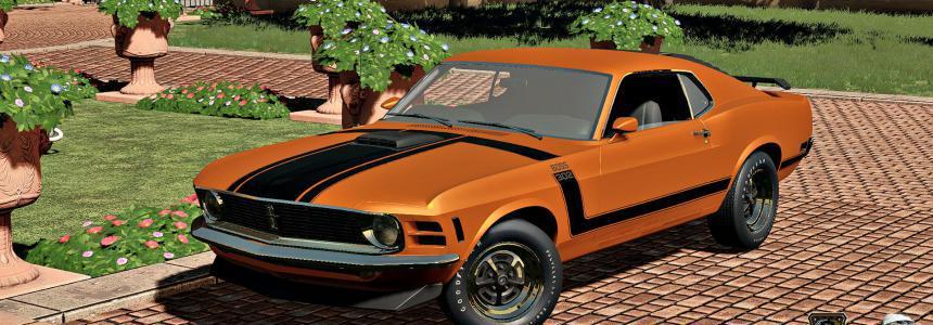 Ford Mustang Boss 302 v1.0