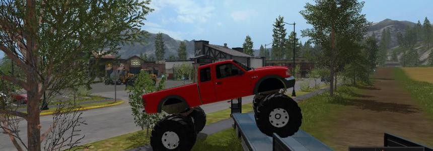 Ford ranger Monster truck v1.0