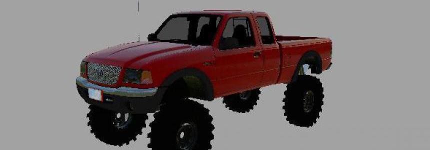 Ford ranger with boggers v1.0.0.0