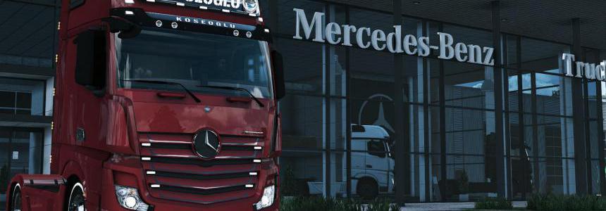 Mercedes MP4 KOSEOGLU Edit 1.39