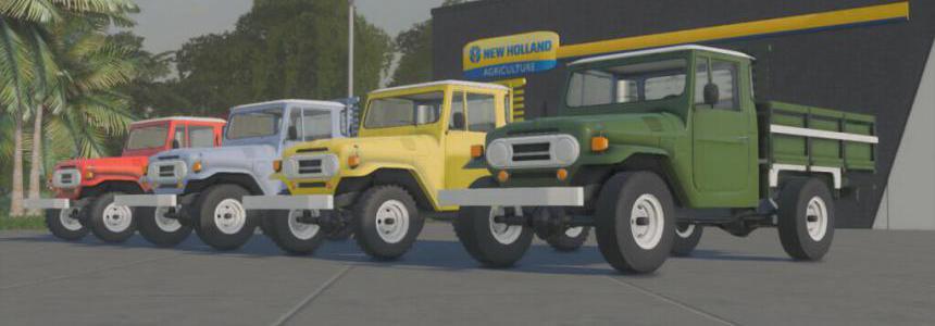 Pickup 1969 Brazil v1.1.0.0