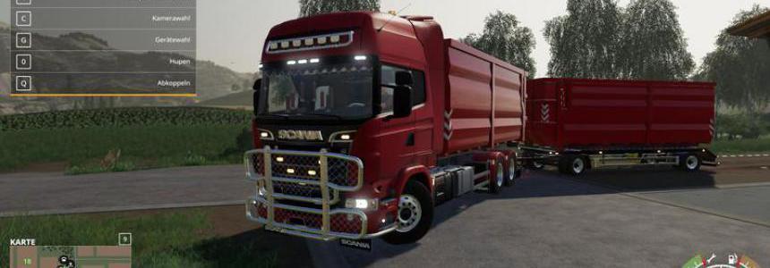 Scania R730 HKL by Ap0lLo v1.0.0.8